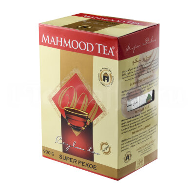 Чай черный Mahmood tea Super Pekoe 900 гр